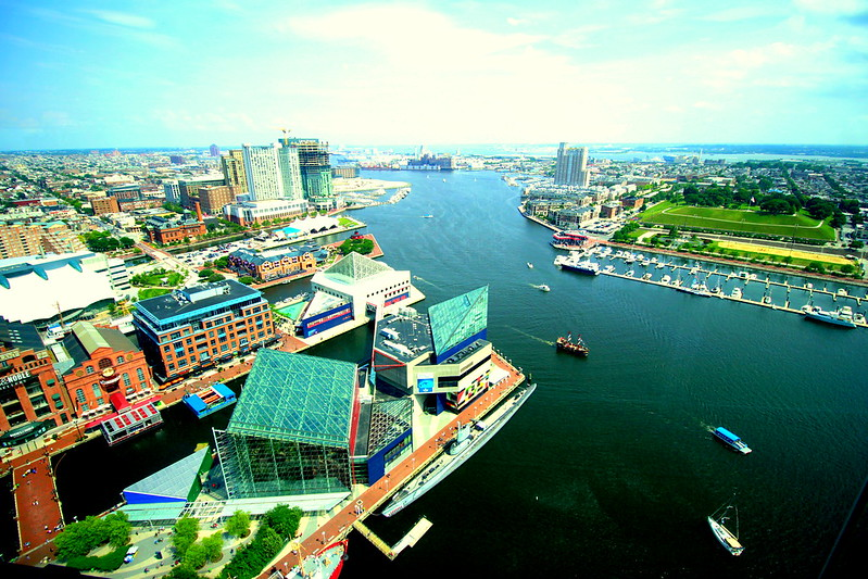 Find gay or lesbian roommates in Baltimore, Maryland - Photo by Rupa Panda