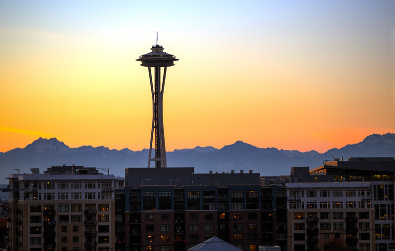Find gay or lesbian roommates in Seattle, Washington - Photo by Tiffany Von Arnim